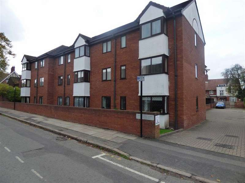 2 Bedrooms Flat for sale in Sherbourne Court, Coventry