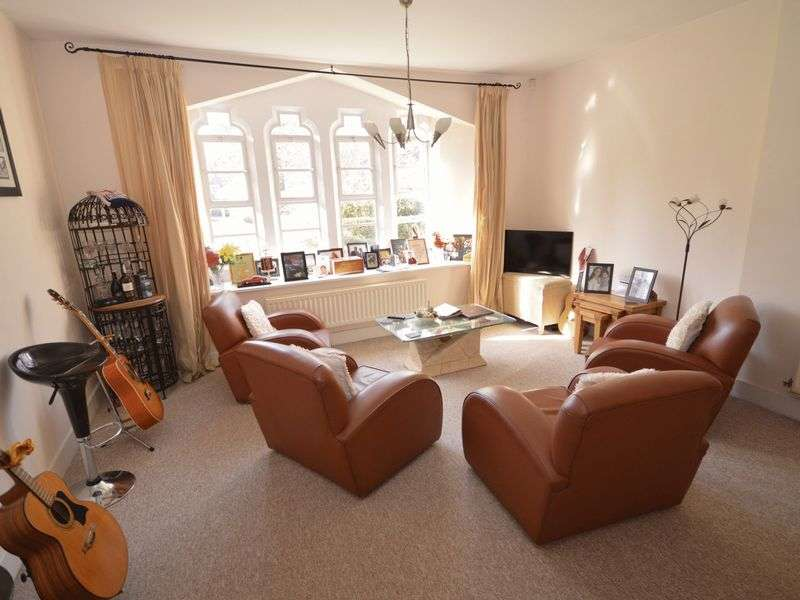 2 Bedrooms Property for sale in Sarno Square, Abergavenny