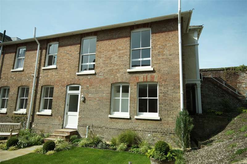 2 Bedrooms End Of Terrace House for sale in Stratton House, 59-60 High West Street, Dorchester, DT1