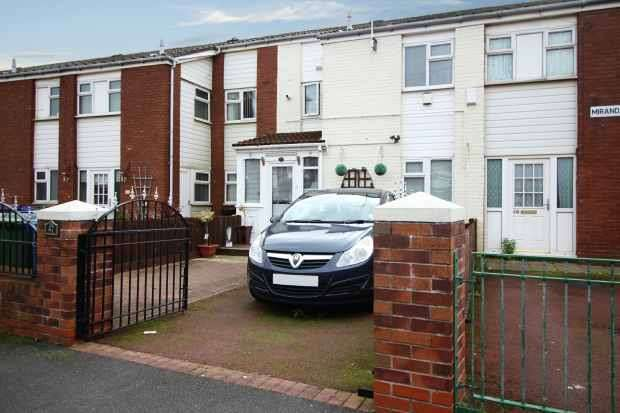 2 Bedrooms Terraced House for sale in Miranda Place, Liverpool, Merseyside, L20 2HW
