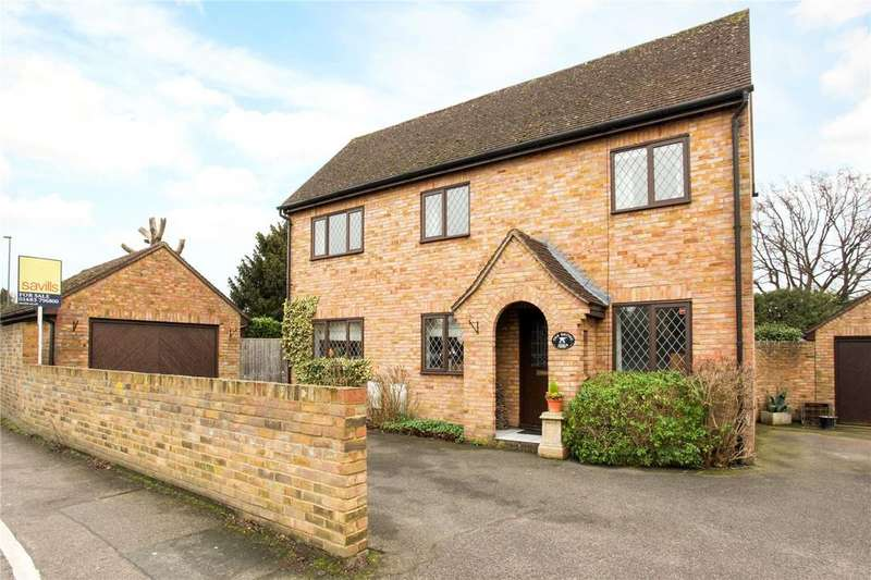 4 Bedrooms Detached House for sale in London Road, Guildford, Surrey, GU1