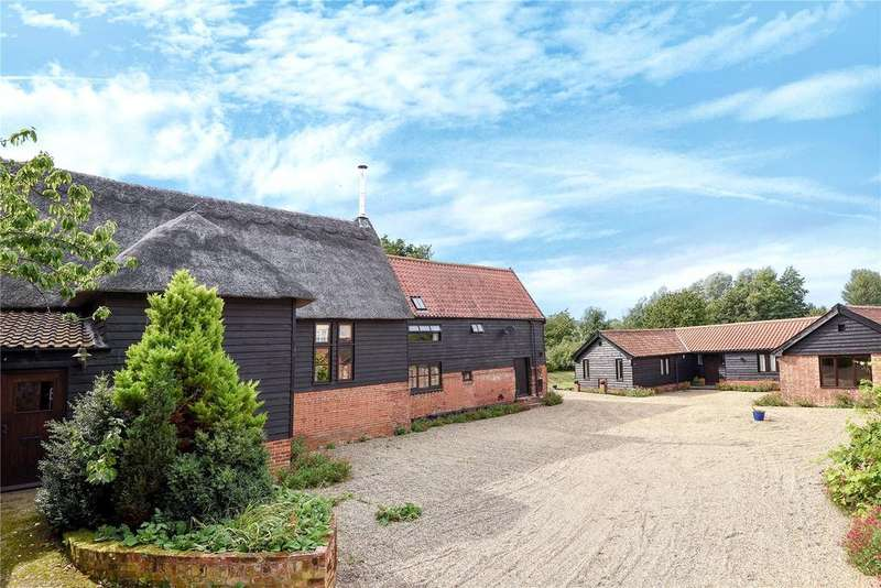 5 Bedrooms Unique Property for sale in Mill Street, Middleton, Suffolk, IP17