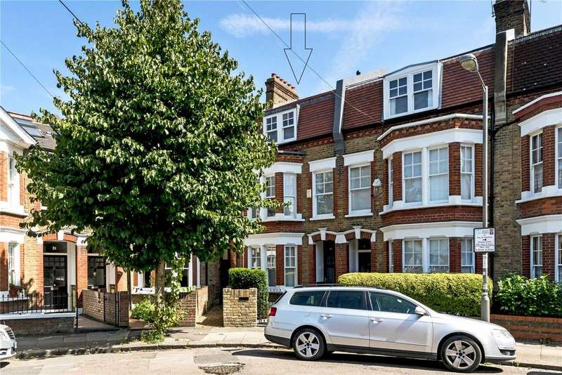 4 Bedrooms Terraced House for sale in Bangalore Street, Putney, London, SW15