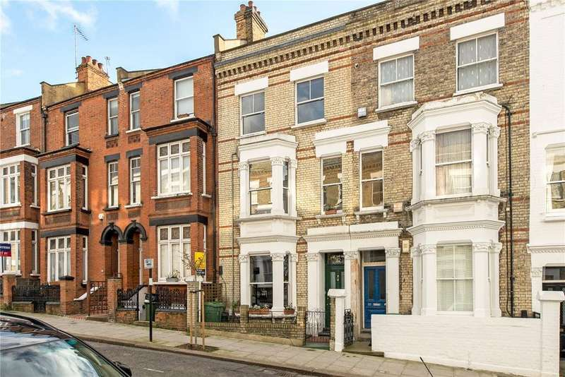 5 Bedrooms Terraced House for sale in Messina Avenue, West Hampstead, London, NW6