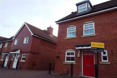 3 Bedrooms House for rent in Withy Close, Romsey