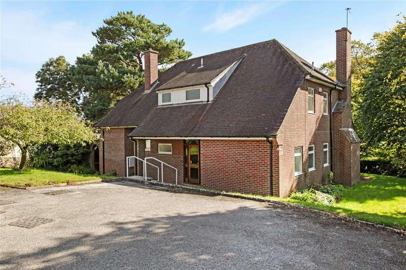 4 Bedrooms Detached House for sale in Witchampton, Wimborne, Dorset, BH21