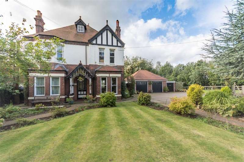 4 Bedrooms Detached House for sale in Grange Lane, Lichfield, Staffordshire