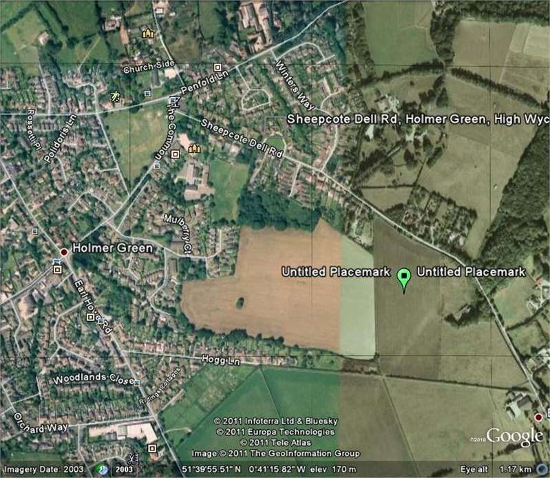 Land Commercial for sale in Sheepcote Dell Road, Holmer Green, Amersham, Bucks