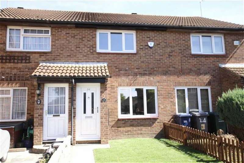 2 Bedrooms House for sale in Sellwood Drive, Barnet, Hertfordshire