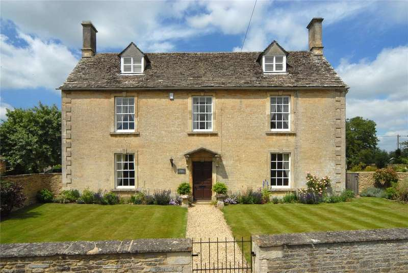5 Bedrooms Detached House for sale in Lechlade, Oxfordshire, GL7
