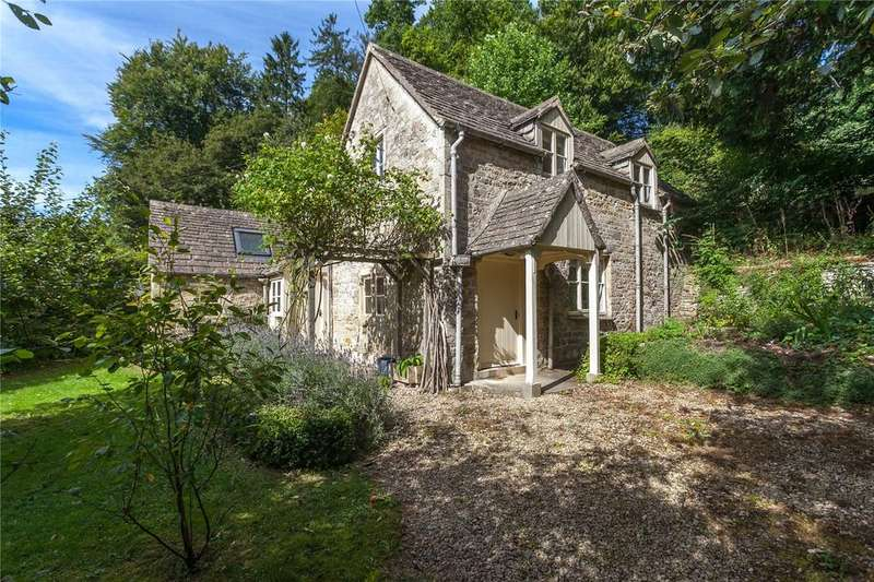 3 Bedrooms Detached House for sale in Tunley, Sapperton, Cirencester, Gloucestershire, GL7