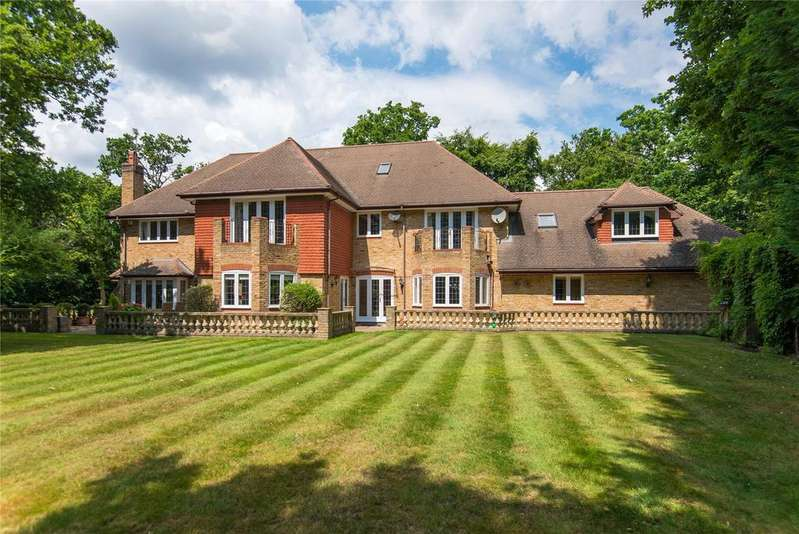 6 Bedrooms Detached House for rent in Dukes Kiln Drive, Gerrards Cross, Buckinghamshire, SL9