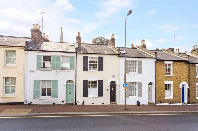 2 Bedrooms Terraced House for sale in Medfield Street, Putney, London, SW15