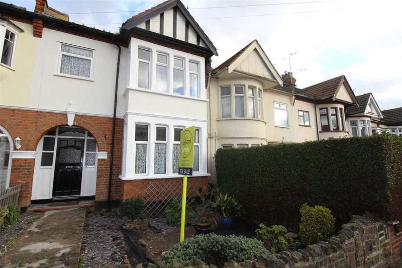4 Bedrooms Terraced House for sale in Park Lane, Southend on Sea
