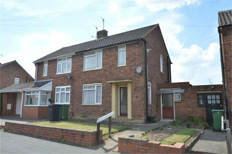 2 Bedrooms Semi Detached House for sale in Tack Farm Road, Wordsley, Stourbridge, West Midlands