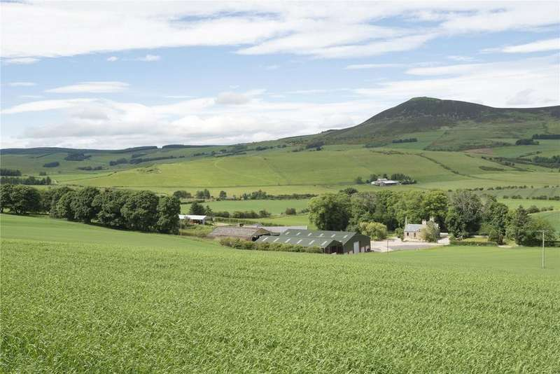 4 Bedrooms Farm Commercial for sale in Mains of Rhynie, Rhynie, Huntly, Aberdeenshire, AB54