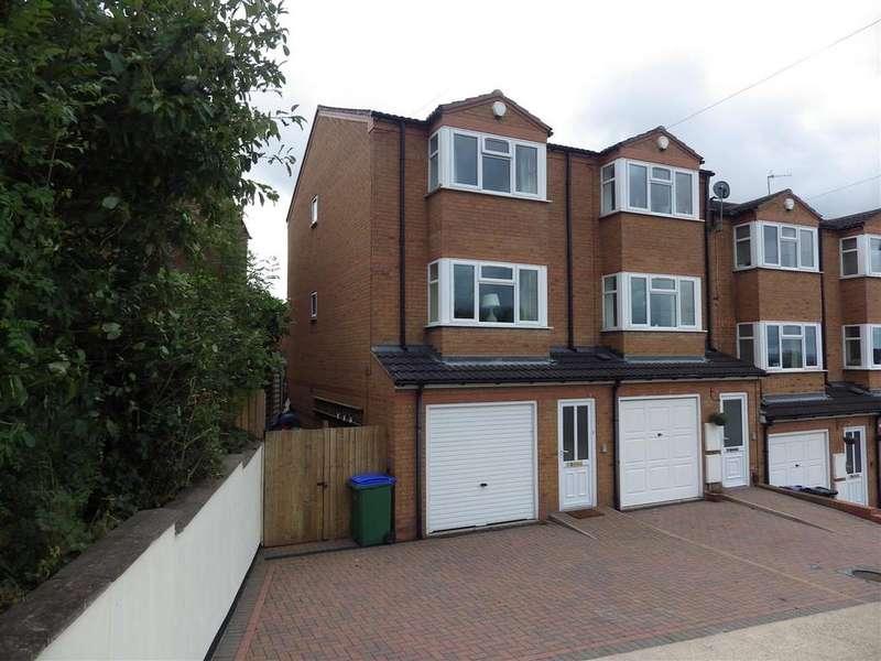 3 Bedrooms Town House for sale in Waterfall Lane, Cradley Heath