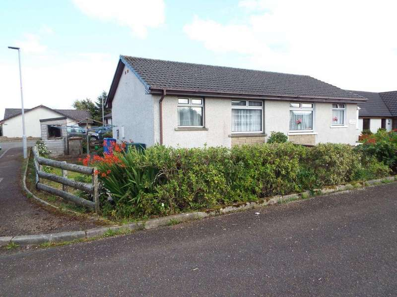 1 Bedroom Semi Detached Bungalow for sale in 1 Church Court, Church Lane, Halkirk