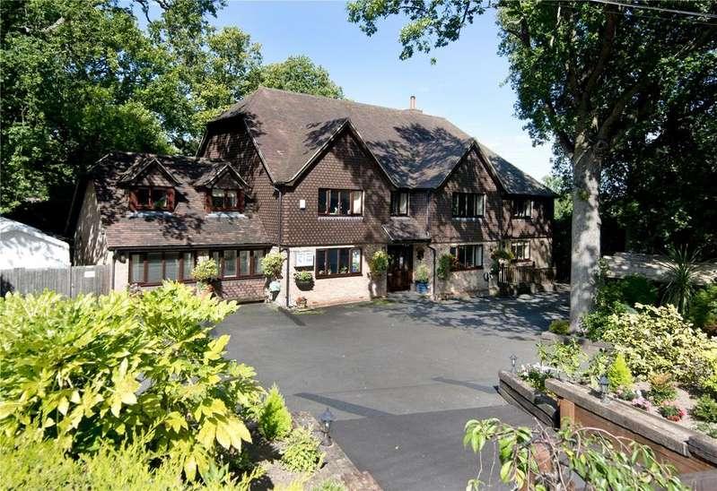 9 Bedrooms Detached House for sale in London Road, Wrotham Heath, Sevenoaks, Kent, TN15