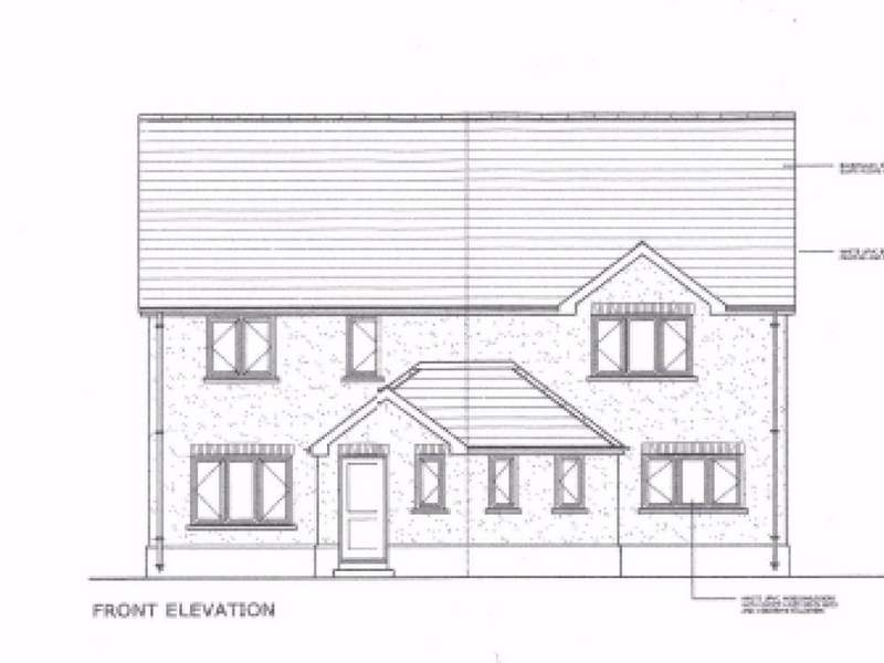 3 Bedrooms Land Commercial for sale in Development Land, Vergam Terrace, FISHGUARD, Pembrokeshire