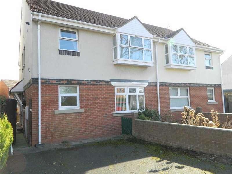 2 Bedrooms Flat for sale in Millbrook, North Shields, Tyne Wear, NE29