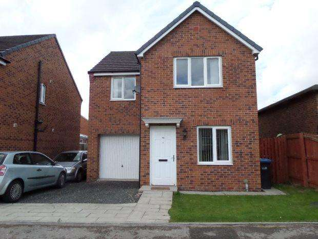3 Bedrooms Detached House for sale in FAIRBAIRN ROAD, PETERLEE, PETERLEE