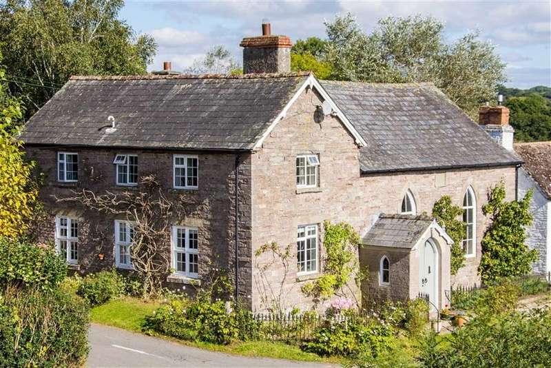 4 Bedrooms Unique Property for sale in Great Oak, Eardisley, Eardisley, Herefordshire
