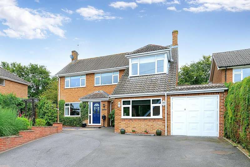 4 Bedrooms Detached House for sale in Loughbon, Orston, Nottingham
