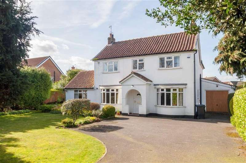 4 Bedrooms Detached House for sale in Topcliffe Road, Sowerby