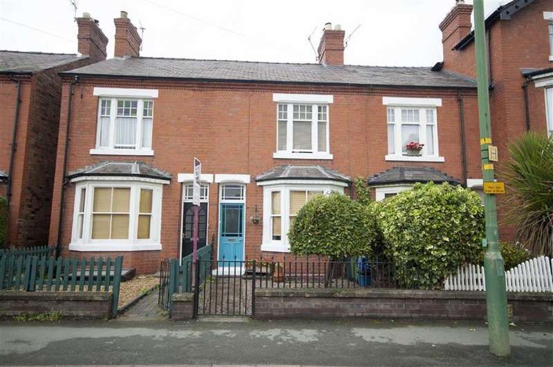 3 Bedrooms Terraced House for sale in Monkmoor Road, Shrewsbury, Shropshire