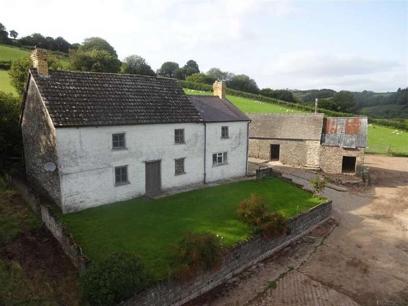 3 Bedrooms Farm Land Commercial for sale in Gwenddwr, Gwenddwr, Builth Wells, Powys
