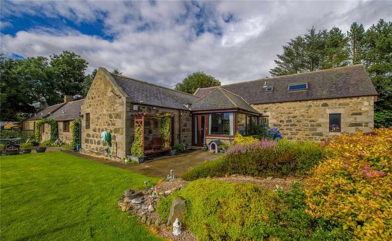 5 Bedrooms Detached House for sale in Stone Circle Steading, Daviot, Inverurie, Aberdeenshire, AB51