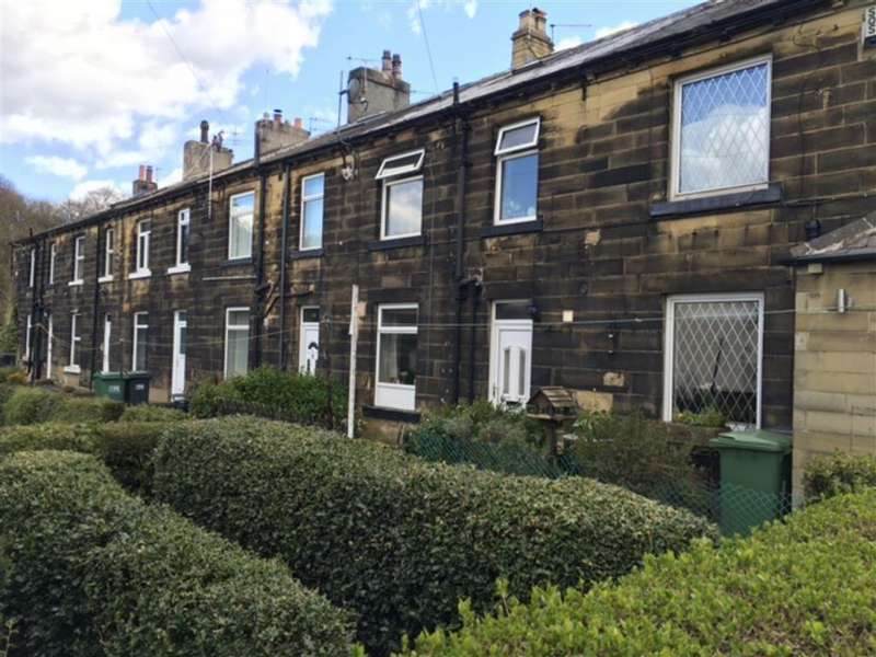 1 Bedroom Terraced House for sale in Brights Buildings, New Mill Road, Honley, Holmfirth, HD9