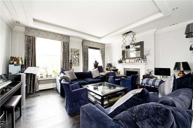 5 Bedrooms Maisonette Flat for sale in Lancaster Road, Notting Hill W11