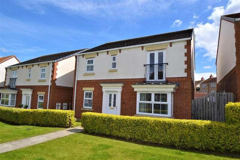 4 Bedrooms Detached House for sale in Lavender Crescent, Middlestone Moor