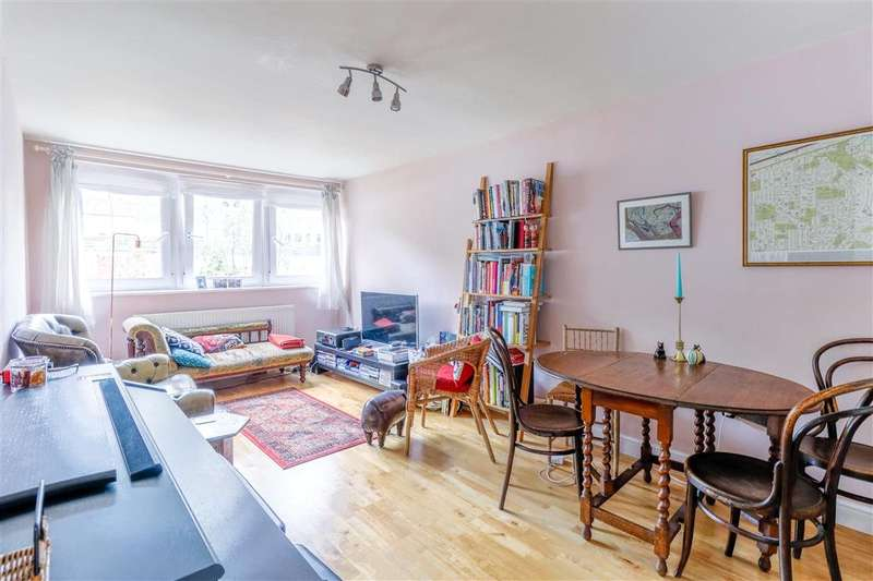1 Bedroom Maisonette Flat for sale in Levison Way, Archway, London, N19