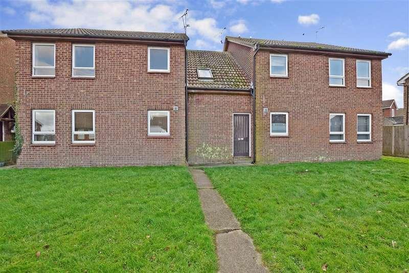 1 Bedroom Flat for sale in Rye Walk, , Broomfield, Herne Bay, Kent