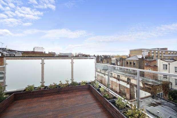 3 Bedrooms Flat for sale in Pratt Mews, Camden, London, NW1