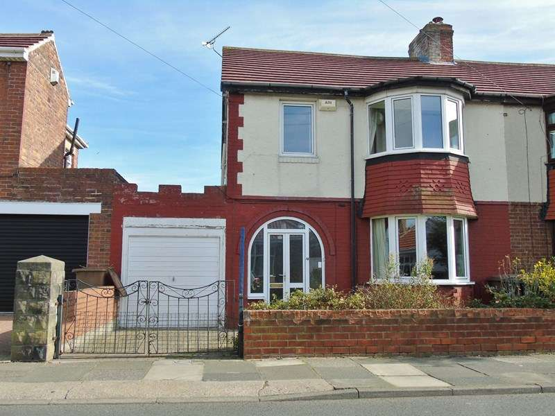 3 Bedrooms Property for sale in Sheringham Avenue, North Shields, Tyne and Wear, NE29 8HX
