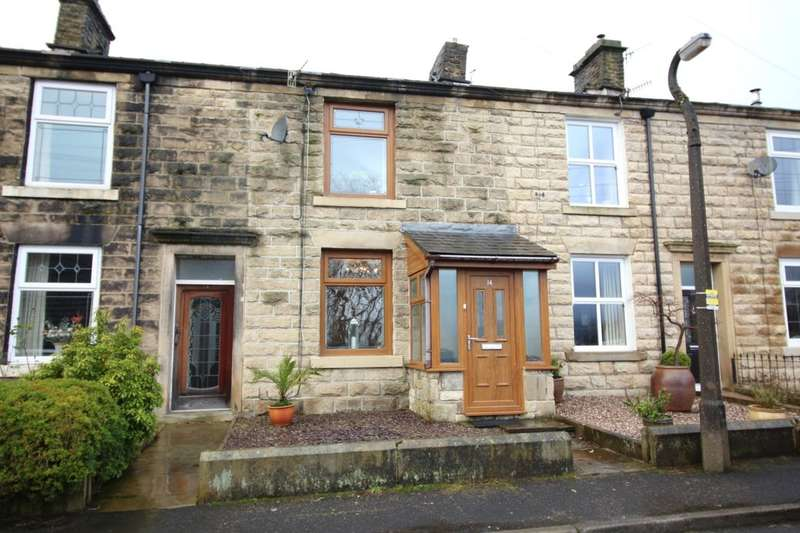 2 Bedrooms Terraced House for sale in Victoria Street, Tottington, Bury, BL8