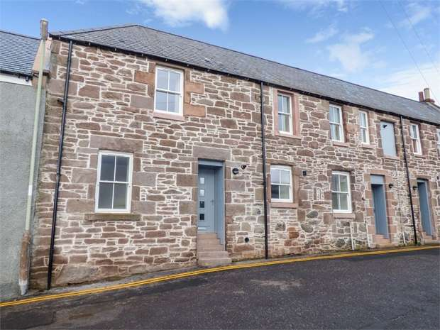 1 Bedroom Flat for sale in City Road, Brechin, Angus