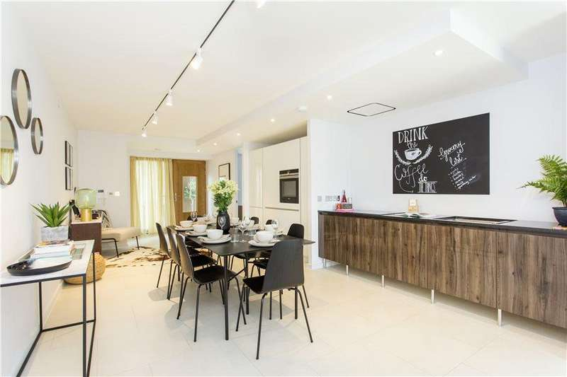 2 Bedrooms Apartment Flat for sale in 95 Hackney Road, E2