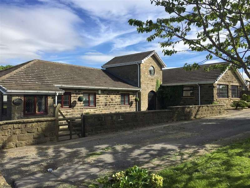 4 Bedrooms Detached House for sale in Rag Lane, Thurgoland, Sheffield, S35