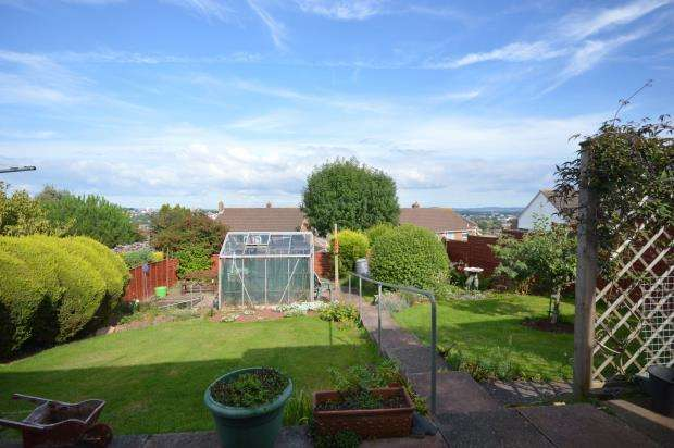 2 Bedrooms Semi Detached Bungalow for sale in Croft Chase, Exeter, Devon