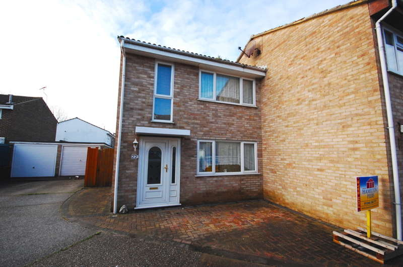 3 Bedrooms Link Detached House for sale in Daffodil Way, Springfield, Chelmsford, CM1