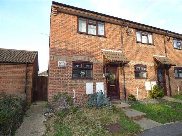 2 Bedrooms End Of Terrace House for sale in Suffolk Avenue, Leigh on sea, Leigh on sea, SS9 3HF