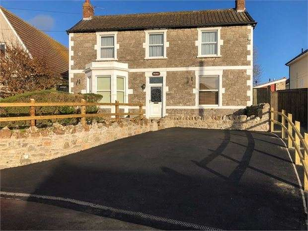 5 Bedrooms Detached House for sale in Lawrence Road, Weston-super-Mare, North Somerset. BS22 6TU