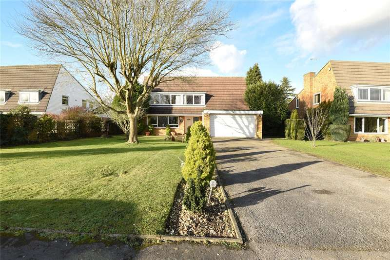 4 Bedrooms Detached House for sale in Meadway Park, Gerrards Cross, Buckinghamshire, SL9