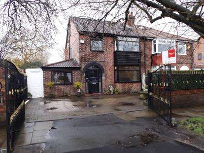 5 Bedrooms Semi Detached House for sale in Stockport Road, Denton, Greater Manchester