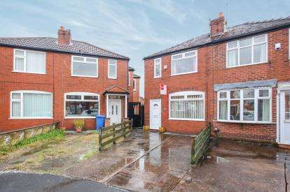 2 Bedrooms Semi Detached House for sale in Hartland Close, Offerton, Stockport, Cheshire